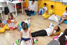 Okulda 'ev rahatlığında' eğitim