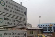 Iğdır Üniversitesinde 'memuriyetten çıkarma' kararı