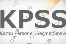 KPSS başvurusu nasıl yapılır ÖSYM ais giriş ekranı