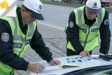 Kaza yapan şoförün maaşı kesilir mi?