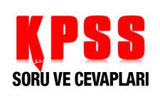 2016 KPSS Alan Bilgisi soru ve cevapları yayınlandı