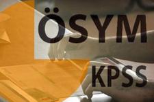 KPSS 2016 sonuçları ÖSYM sorgulama ekranı