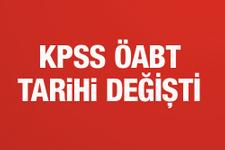 KPSS ÖABT flaş karar işte yeni tarih