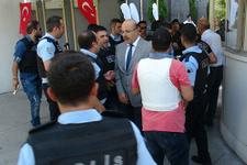 İstanbul'da üniversitede polise silahlı saldırı!