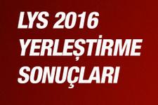 LYS sonuçları sorgulama ÖSYM 2016 ekranı