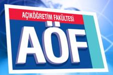 AÖF 2016 kayıtları Anadolu Üniversitesi'nden açıklama