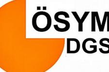 DGS 2016 sınav tarihi ÖSYM'den açıklama