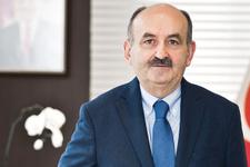 Çalışma Bakanı Mehmet Müezzinoğlu oldu!