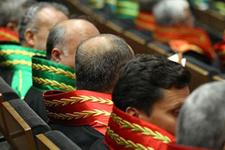 Hakim ve savcı atamaları Resmi Gazete'de yayımlandı