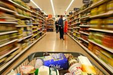 Perakende satış hacmi  yüzde 2,6 geriledi