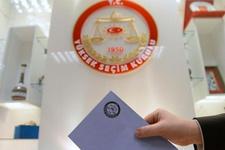 Yerel seçimlerde oy sayımında değişikliğe gidildi