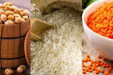 Tanzim satışta nohut, mercimek pirinç fiyatlar belli oldu
