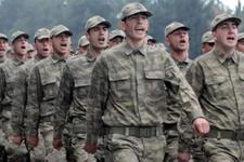 Askerlik süreleriyle ilgili düzenleme 3, 6, 9, 12 sistemi