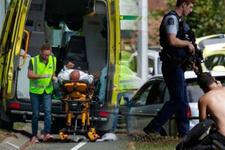 Yeni Zelanda'da iki camiye silahlı saldırı çok sayıda ölü ve yaralı