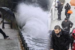 10 Aralık Meteoroloji'den kuvvetli yağış ve fırtına uyarısı
