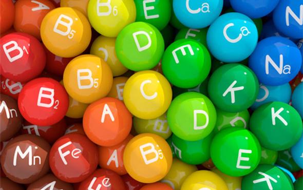 Kim hangi vitamini içmeli? Sigara ve vejeteryanlar için...