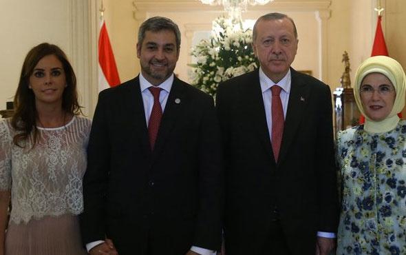 Erdoğan-Benitez'den ortak basın bildirisi yayımladı