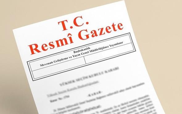 20 Temmuz 2018 Resmi Gazete haberleri atama kararları