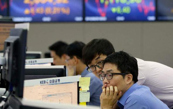 ABD Çin toplantısı sonrasında Asya piyasaları karıştı