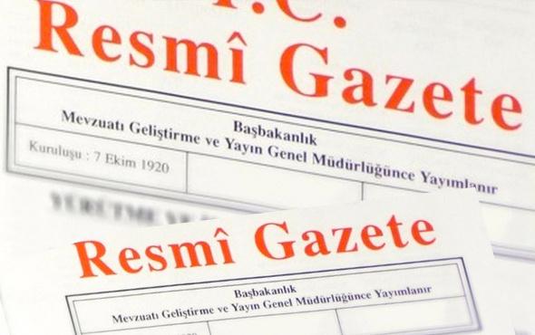 Resmi Gazete kararı 4 yeni fakülte kuruldu 3 yüksekokul kapatıldı