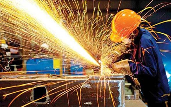 Ocak ayı sanayi üretim rakamları açıklandı