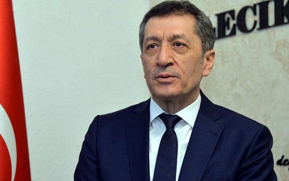 Milli Eğitim Bakanı ZiyaSelçuk'tan stadyuma okul müjdesi
