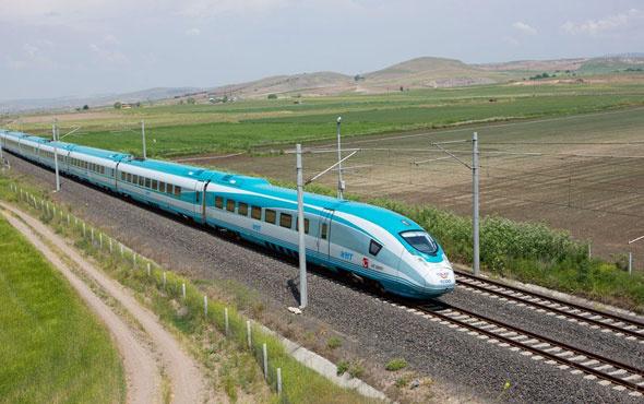 2020'de 10 yüksek hızlı tren daha raylarda olacak