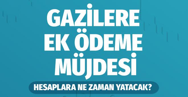Bakan Zehra Selçuk'tan gazilere ek ödeme müjdesi