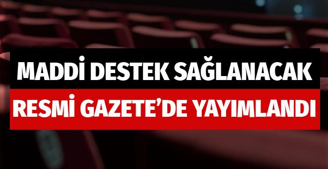 Sinema kararı Resmi Gazete'de yayımlandı reklamların süresi belli oldu