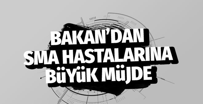 Bakanı Zümrüt Selçuk'tan SMA hastalarına müjde!