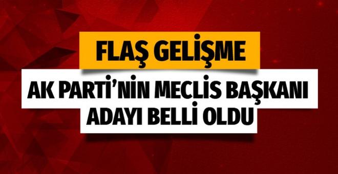 AK Parti'nin Meclis Başkanı adayı belli oldu Mustafa Şentop kimdir?