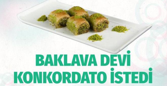 Hacı Sayid baklavaları konkordato istedi sahibi kimdir?