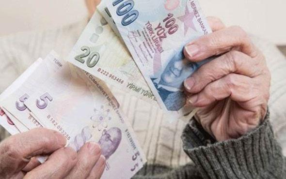 2018 emekli zamlı maaşlar kim ne kadar alacak?