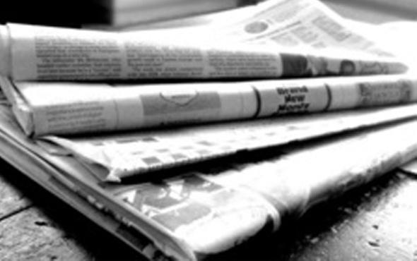1 Eylül 2018 gazete manşetlerinde neler var