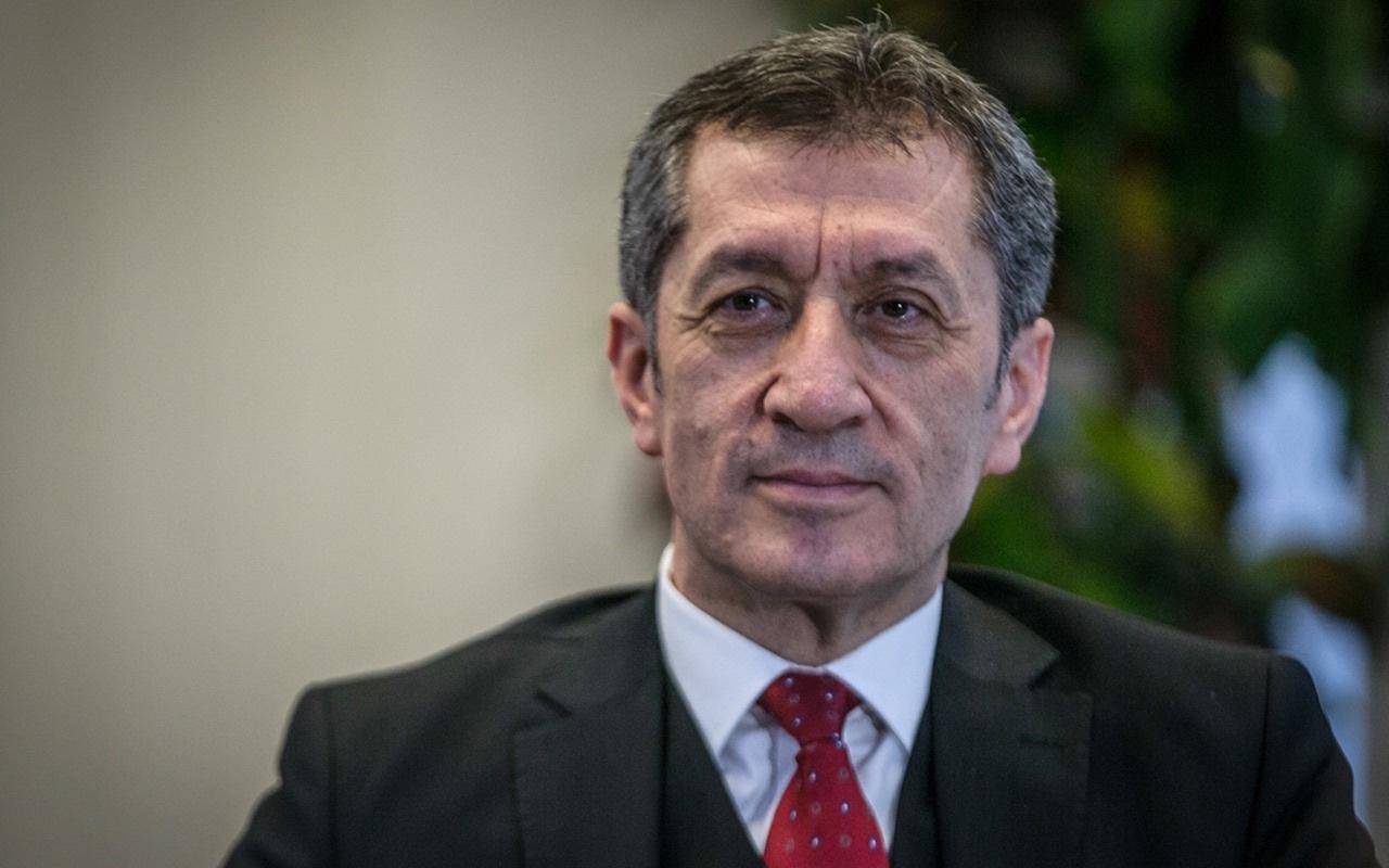 Mili Eğitim Bakanı Ziya Selçuk'tan bazı ders isimlerinin değiştirilmesiyle ilgili açıklama