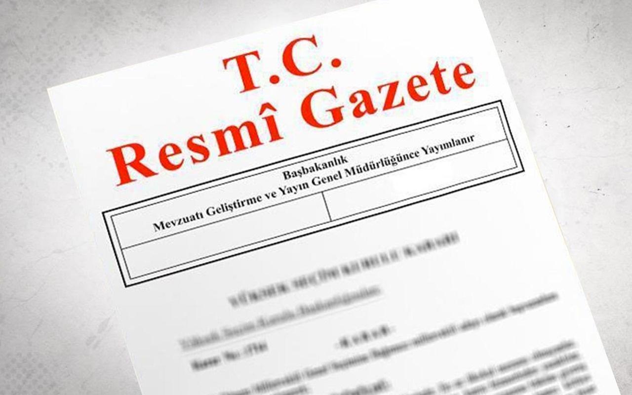 09 Şubat 2021 Resmi Gazete atamaları belli oldu! İşte yeni kararlar