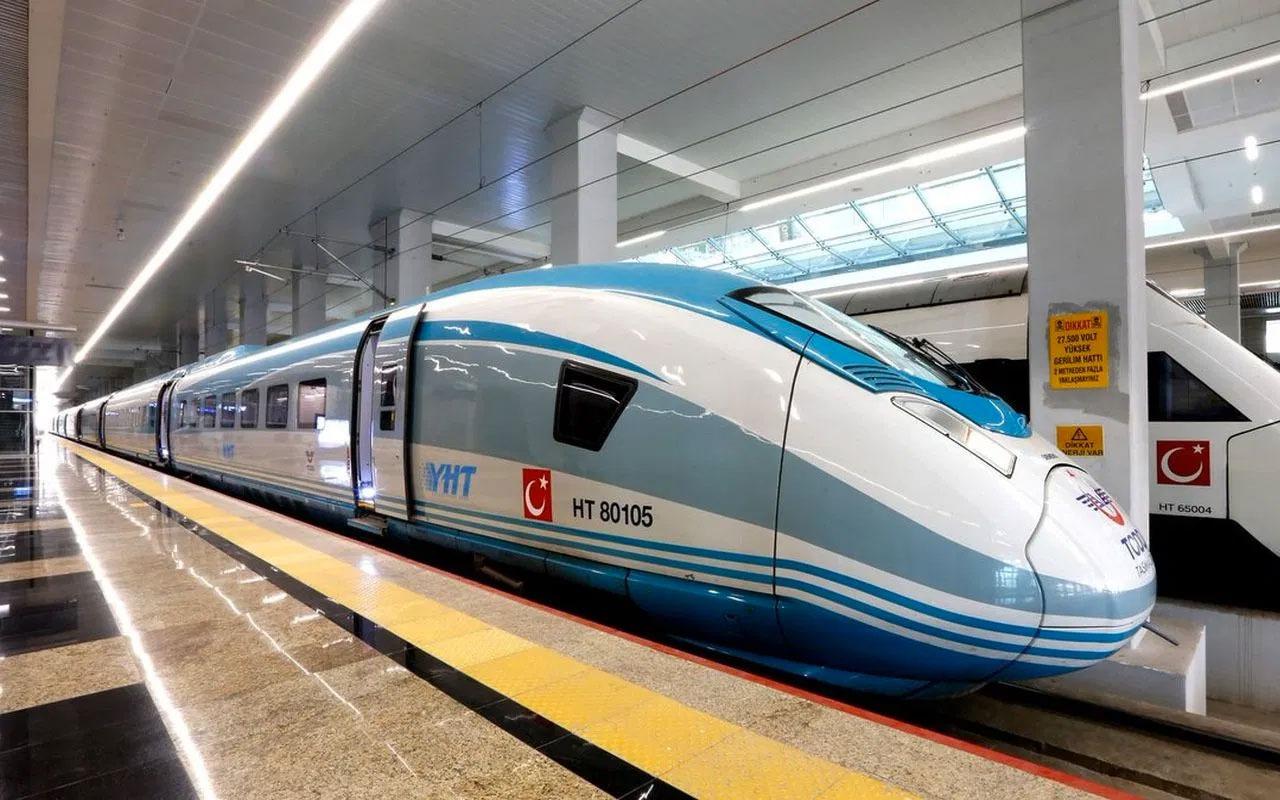 Demiryollarında YHT seferleri 28 Mayıs'ta başlıyor