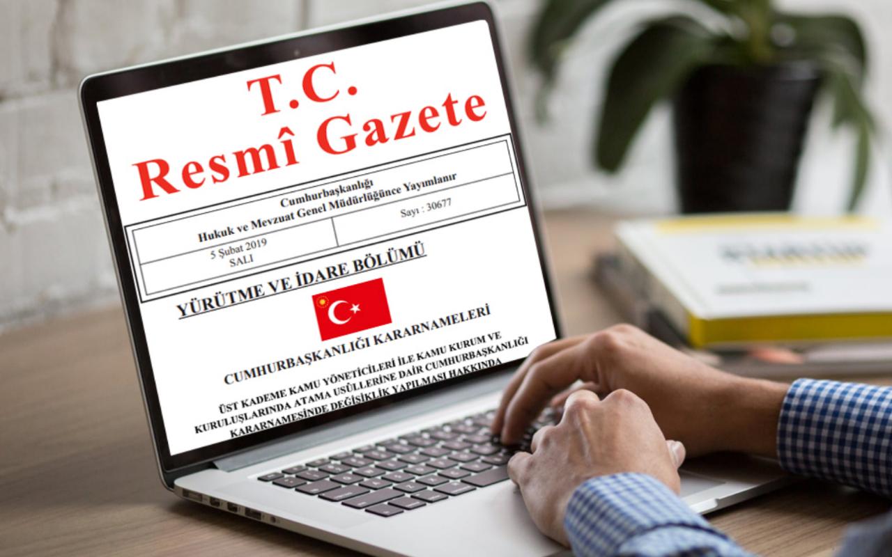 Kamuda kadrolaşmanın önünü açan yasa yürürlüğe girdi! Resmi Gazete'de yayımlandı
