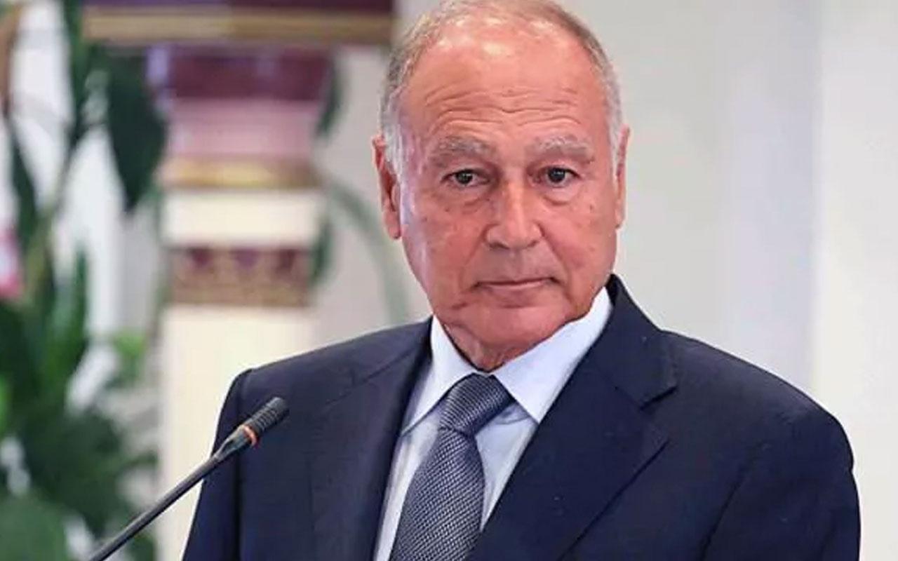 Arap Birliği'nden Türkiye'ye ağır iftira müdahale ediyor