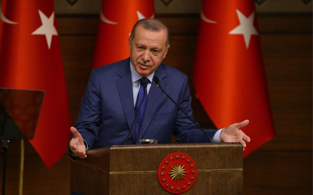 Cumhurbaşkanı Erdoğan'dan Kırım mesajı: İlhakı tanımadık ve tanımayacağız
