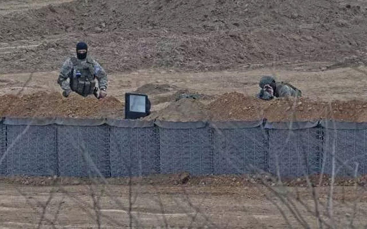 Yunanistan'dan Türkiye sınırında insanlık dışı hamle