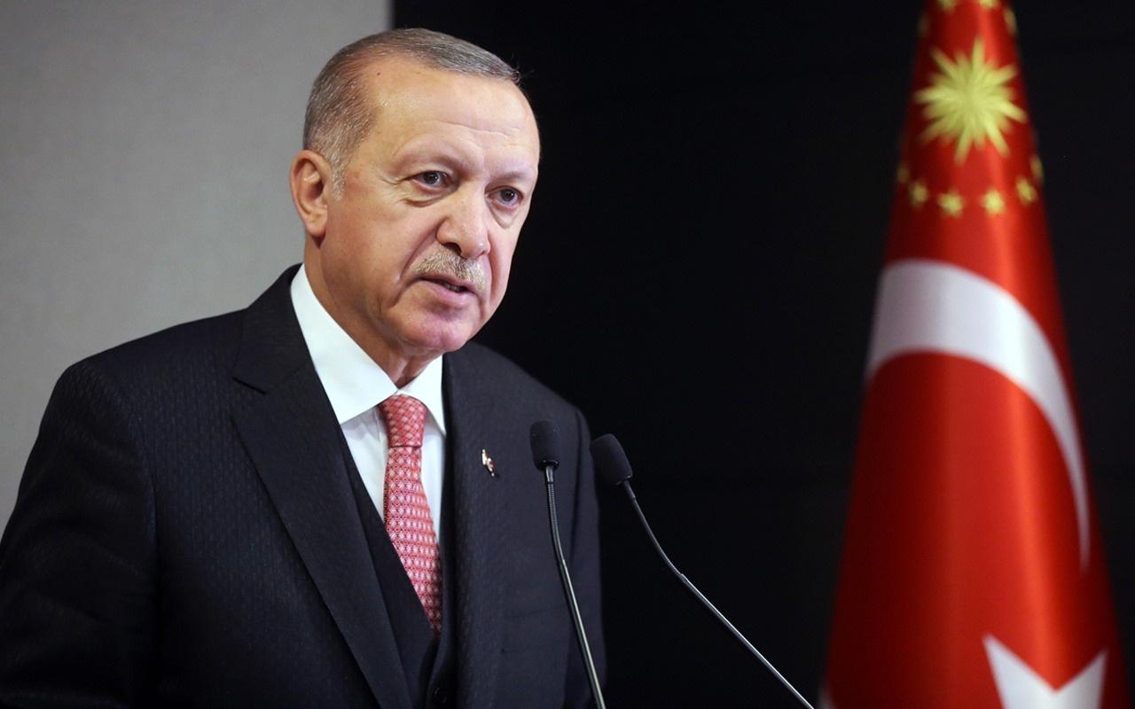 Cumhurbaşkanı Recep Tayyip Erdoğan, İzmir depremine ilişkin açıklamalar yaptı