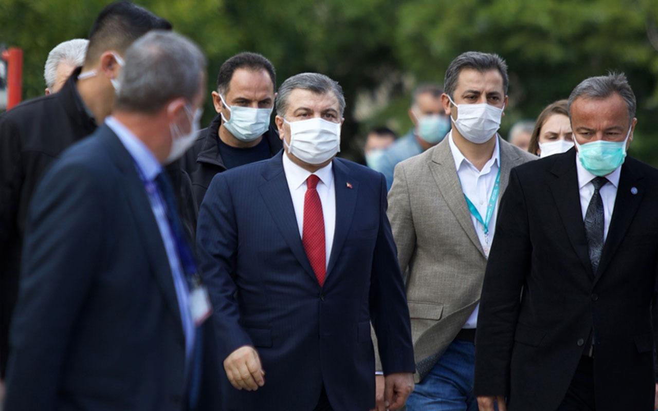 Mucize çocukların durumu nasıl! Sağlık Bakanı Fahrettin Koca 'nın açıklamaları