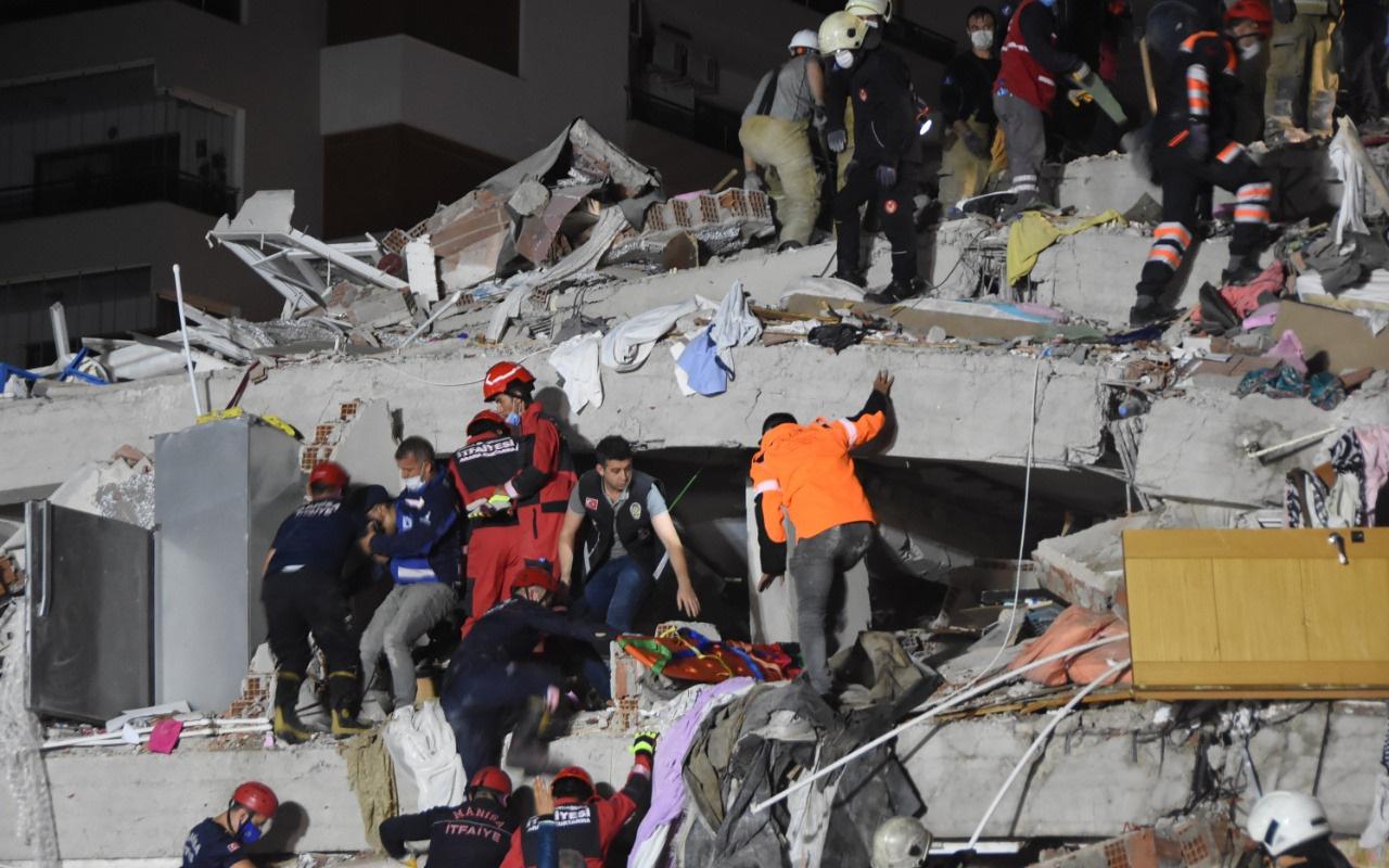İzmir depremi paylaşımlarında 3 tutuklanma