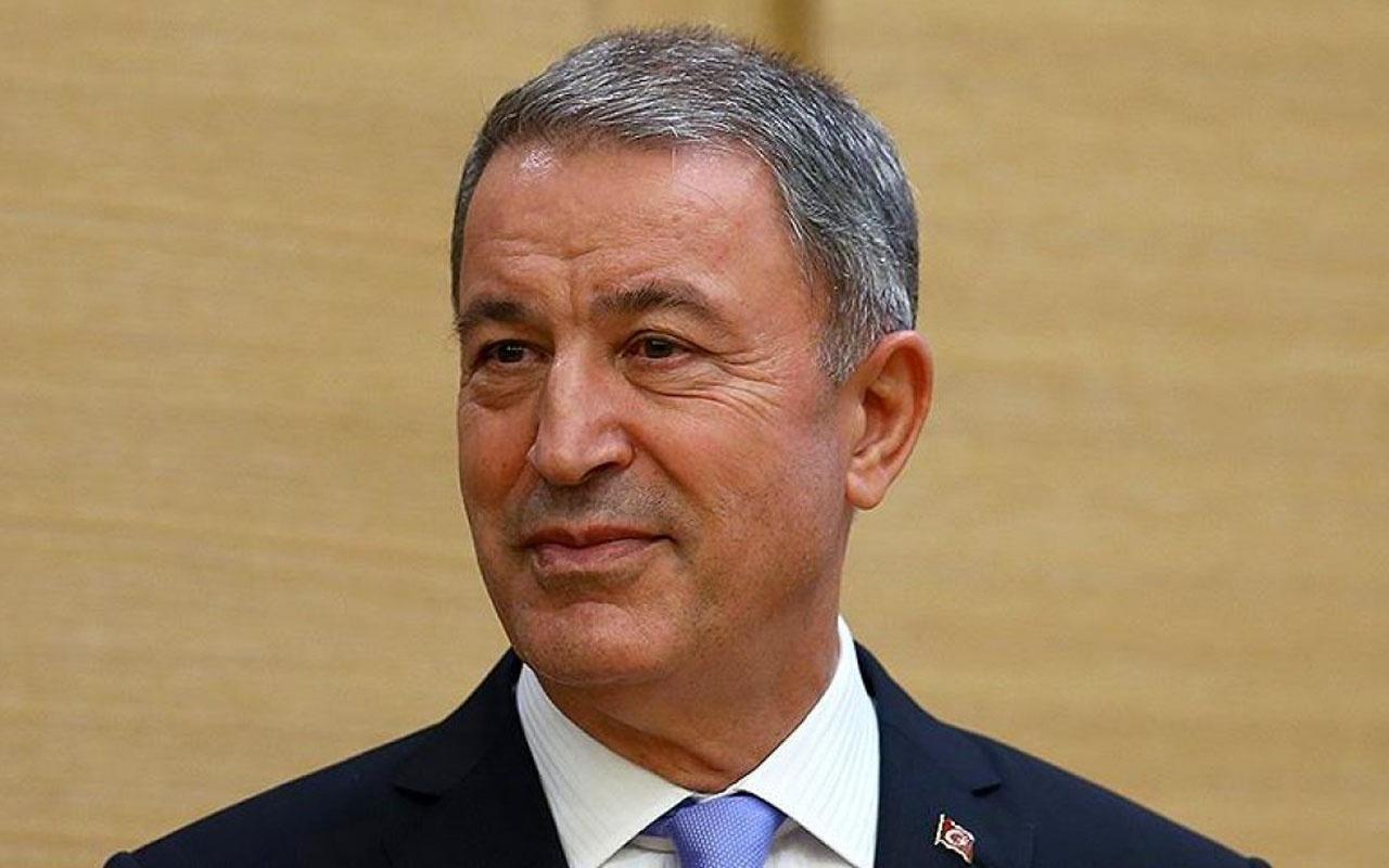 """Milli Savunma Bakanı Hulusi Akar """"Mehmetçik, Azerbaycan'daki görevlerinin başına gidecek"""""""