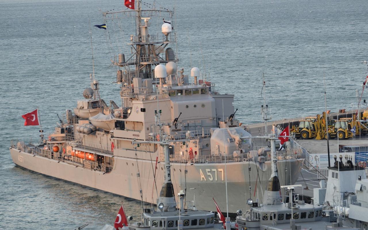 Dünyanın en güçlü donanmaları belli oldu! Bakın Türk donanması kaçıncı sırada