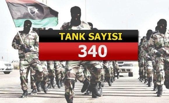 Yeri göğü inletiyorlar! İşte İslam ordusuna katılan ülkeler ve savaş güçleri