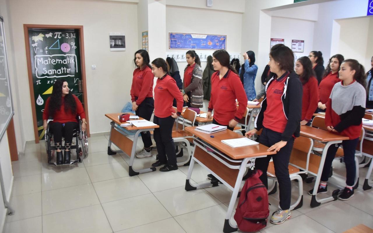 Milli Eğitim Bakanlığı açıkladı! 500 engelli öğretmen alımı yapılacak