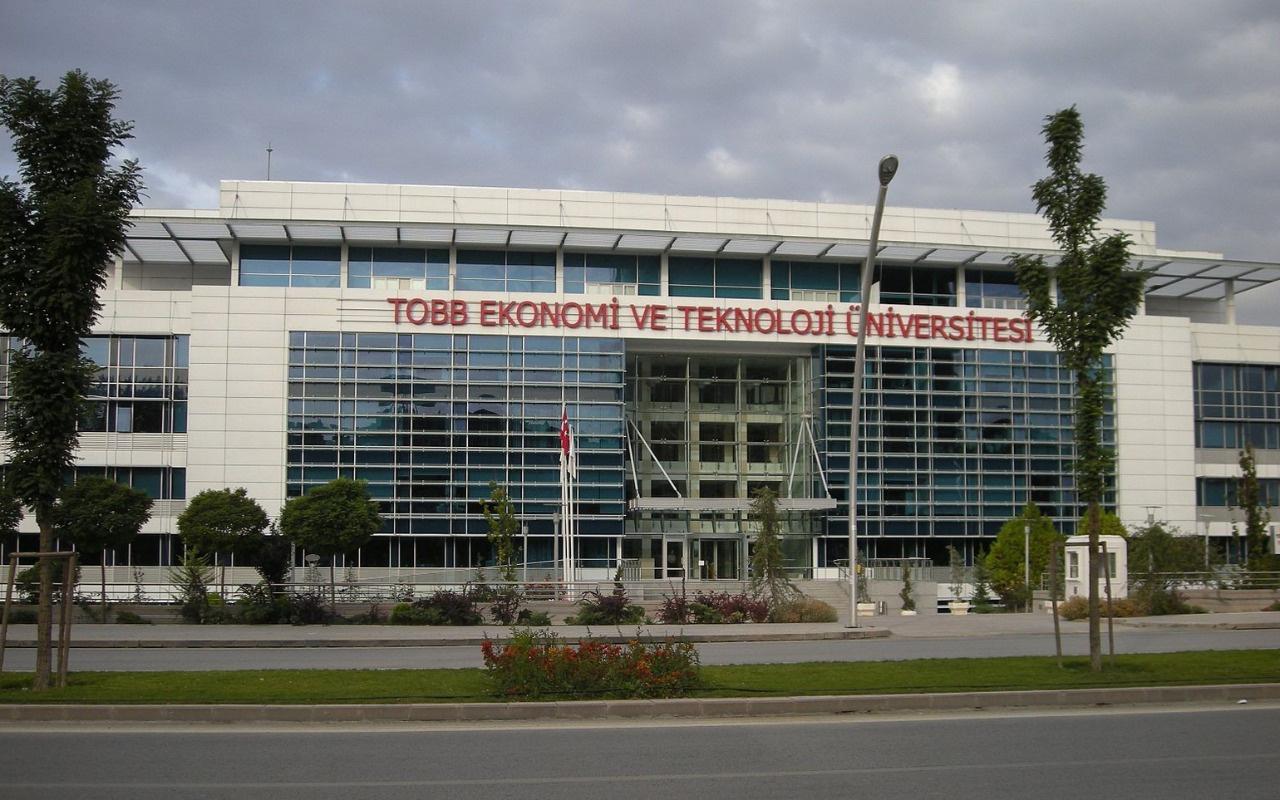 TOBB Ekonomi ve Teknoloji Üniversitesi Araştırma Görevlisi alımı yapacak!