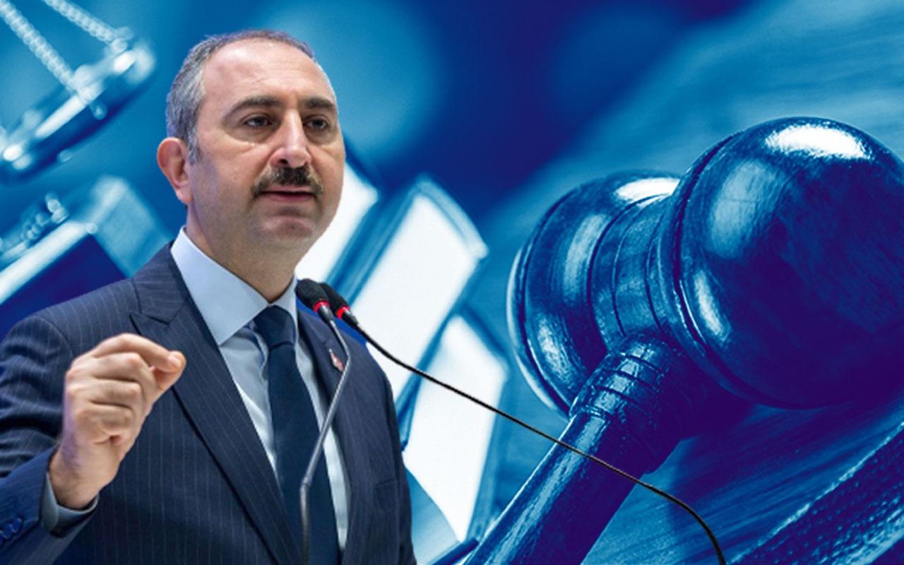 13 bin yeni personel alınacak! Adalet Bakanı Abdulhamit Gül duyurdu!